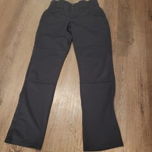 Under armour baseball pants size small